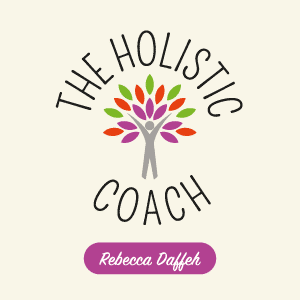 The Holistic Coach Retina Logo