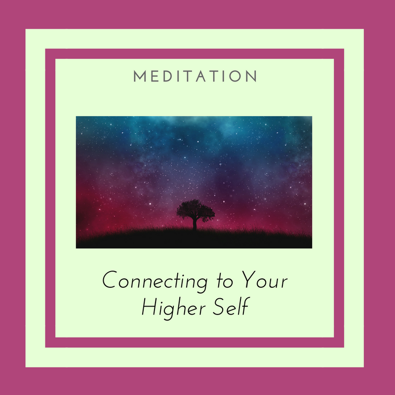 Meditation to Connect to Your Higher Self - The Holistic Coach